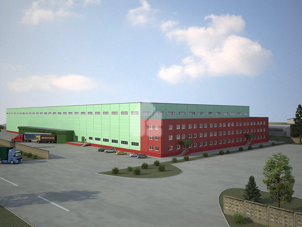 Intensification of warehousing real estate market in St. Petersburg  warehousing facilities