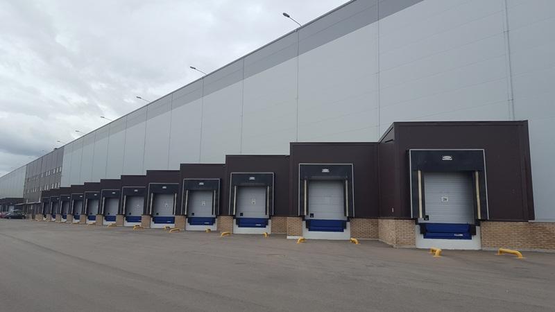 Международная логистическая компания GTLS (General Trading and Logistic Services GmbH) арендовала склад 5000 кв.м