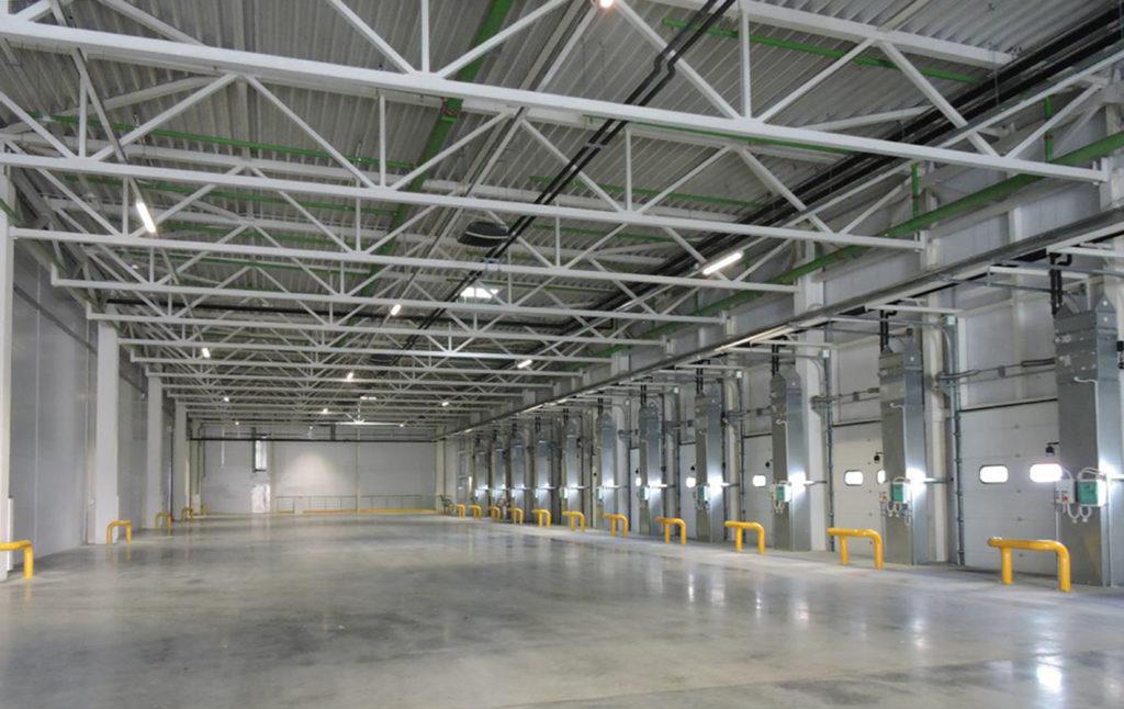 Стоимость склада «Леруа Мерлен» в Домодедово – 4 млрд. рублей