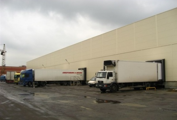 Компания  «Цифровые  Системы», входящая в группу компаний DIGIS арендовала склад в Москве