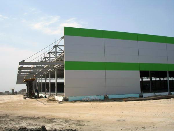 Индустриальный парк Папивино готовится к вводу в эксплуатацию