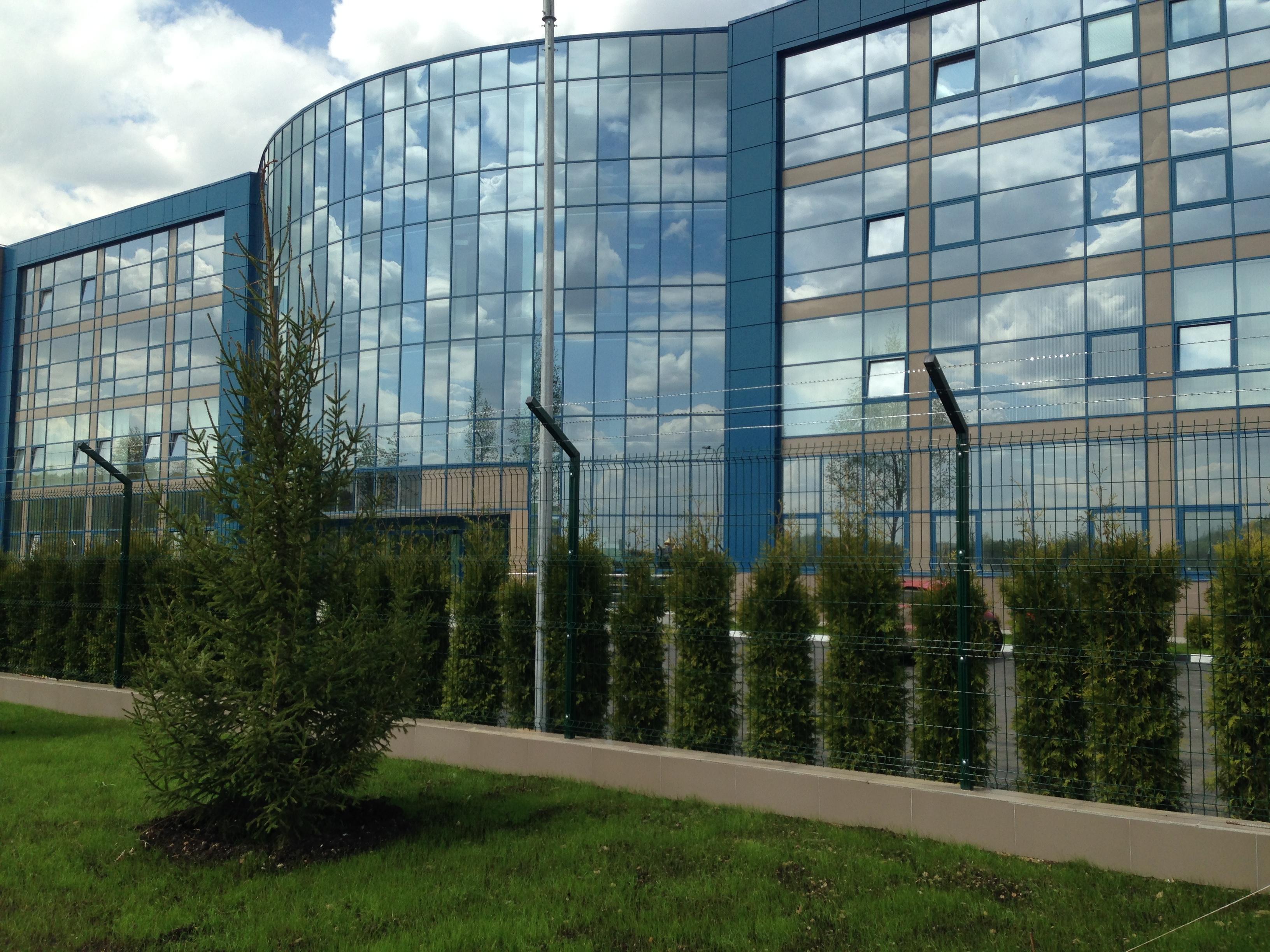 Skladman USG прибавил арендатору складской модуль