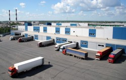 "New tenants appears in ""Predportovyi"" warehousing complex  warehousing facility"