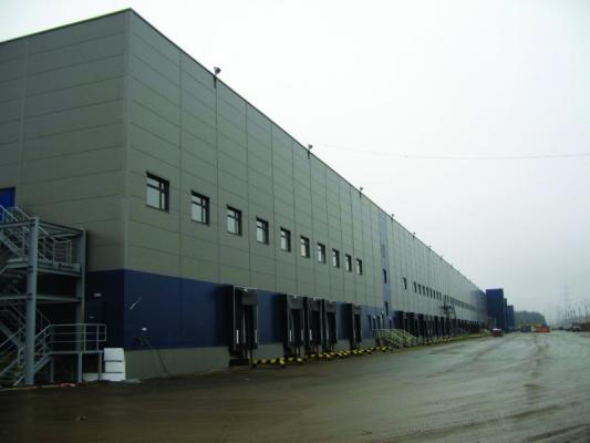 The Centos Central Logistics Company rented a warehouse in industrial and logistic complex (ILC) Omega Lise-Kaluga Centos Central Logistics