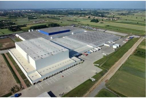 «ИКЕА» под Москвой построила самый высокий склад в Европе