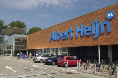 Dutch company Albert Heijn tops its infrastructure with a new distribution center Albert Heijn