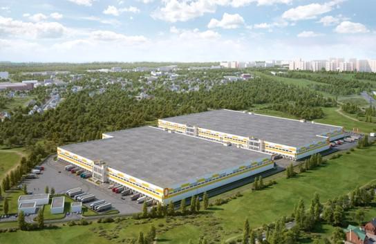 К осени в Московской области будет построена вторая очередь нового складского терминала