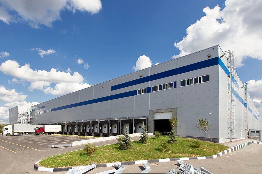 Мистраль объединяет производство и склады