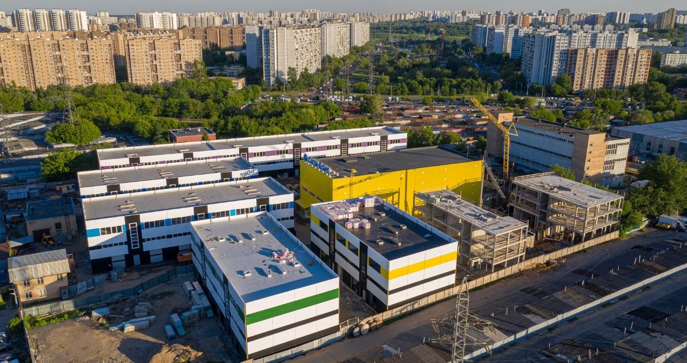 Городской технопарк «Перерва» - парк нового поколения для Москвы