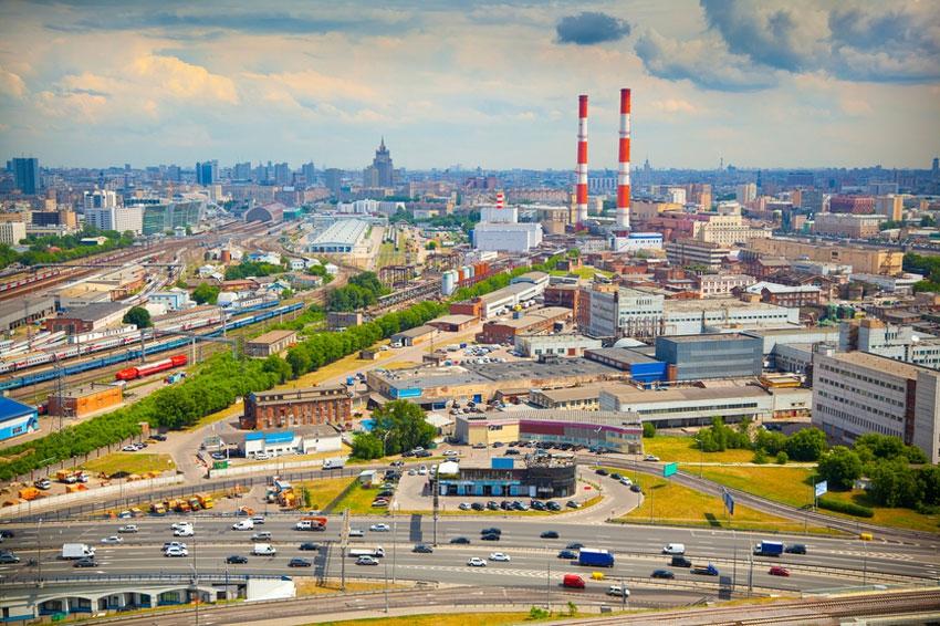 В Москве получено одобрение на реорганизацию порядка 20 заброшенных промзон