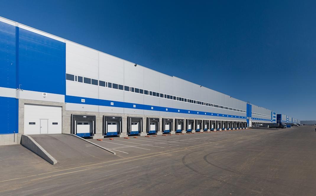 В Царицыно будет построен крупный склад