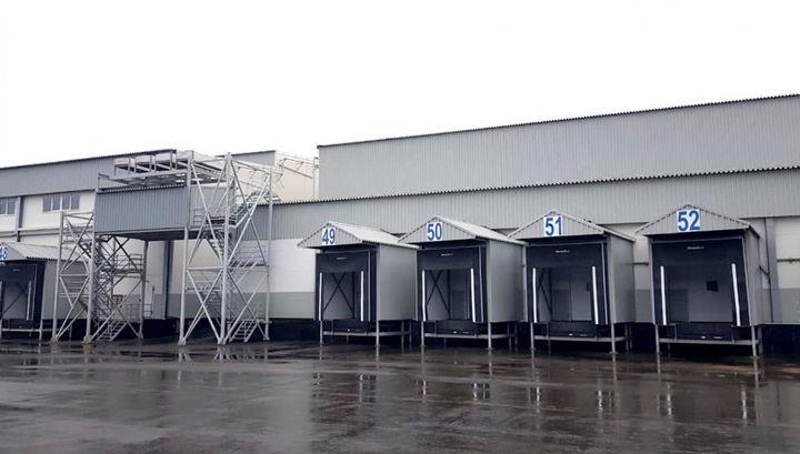 Складской комплекс в Рыболовском получил заключение о соответствии