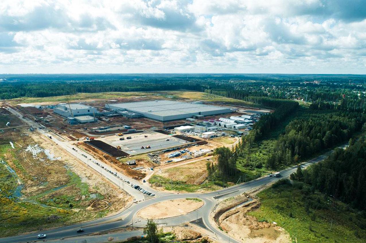 «Строительный Альянс» инвестирует в производственно-складской комплекс в Есипово