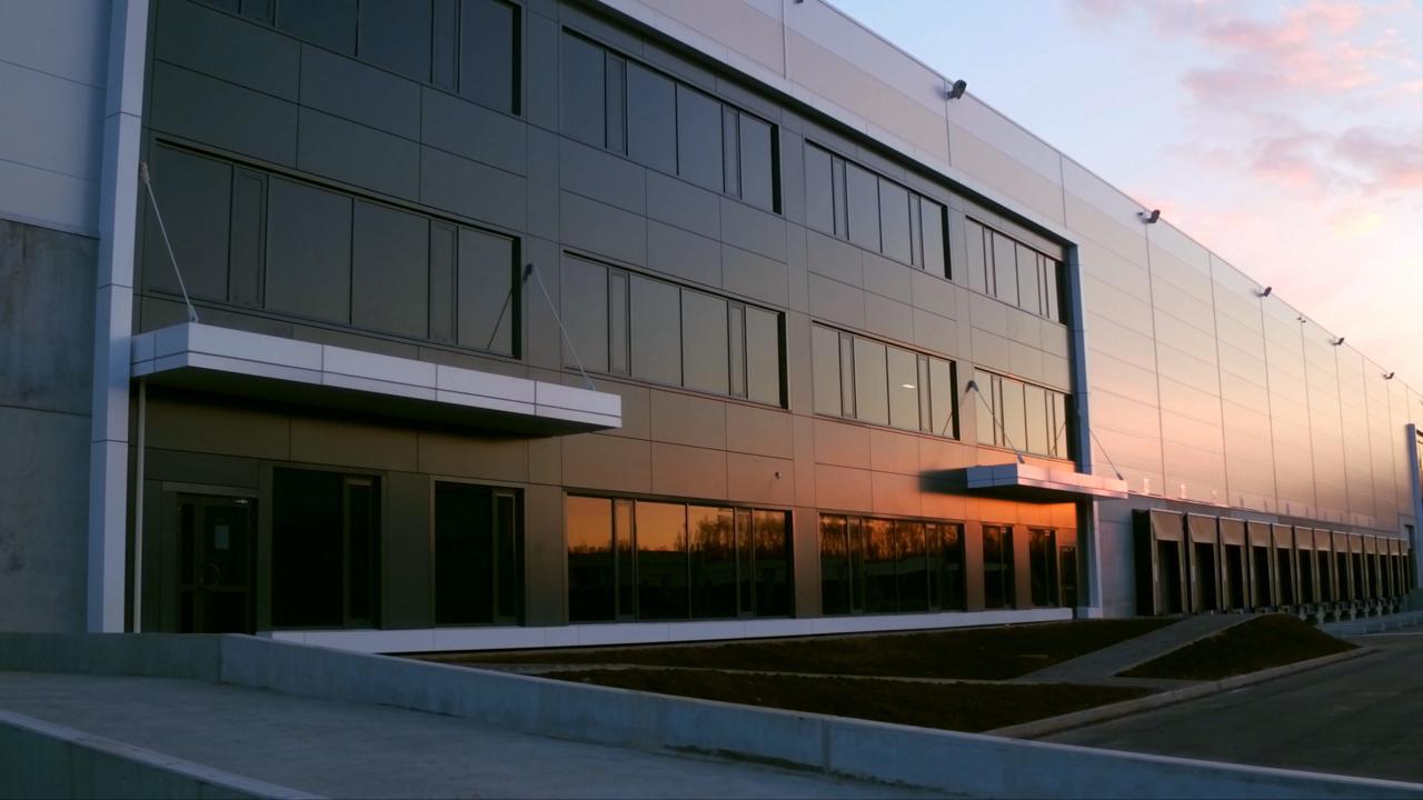 PNK Group строит в Екатеринбурге новый распределительный центр для Fix Price