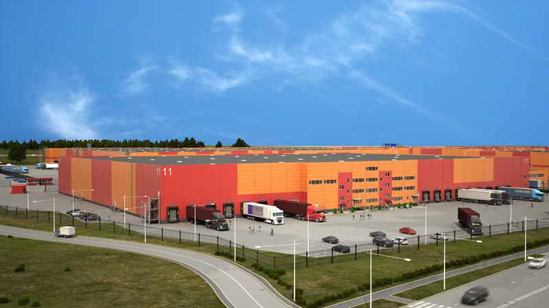 Главгосстройнадзор занялся проверкой степени готовности склада, строящегося для Wildberries.