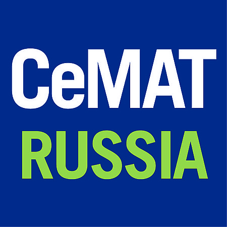 September, 2014: demonstration of the logistic equipment and technologies CeMAT