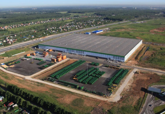 """Yuzhniy"" industrial park will upstart next to Tsarskoe Selo industrial park"