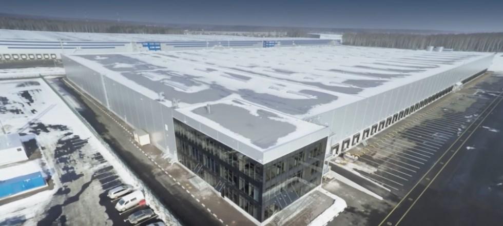 Tablogix окажет складские услуги Volkswagen