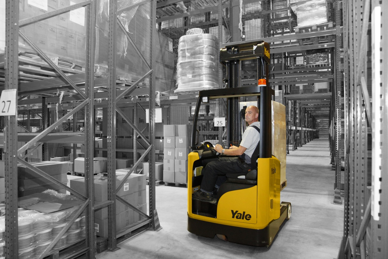 Yale company offers an MR-series richtrack richtrack