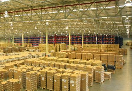 Warehousing availability in the capital is poor in comparison with European cities warehousing