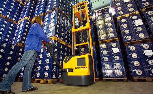 Sites for special equipment in Yekaterinburg warehouse equipment