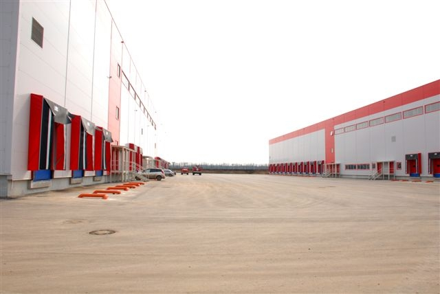 """Euroopt"" logistics center in Baranovichi is working at its full capacity logistics center"