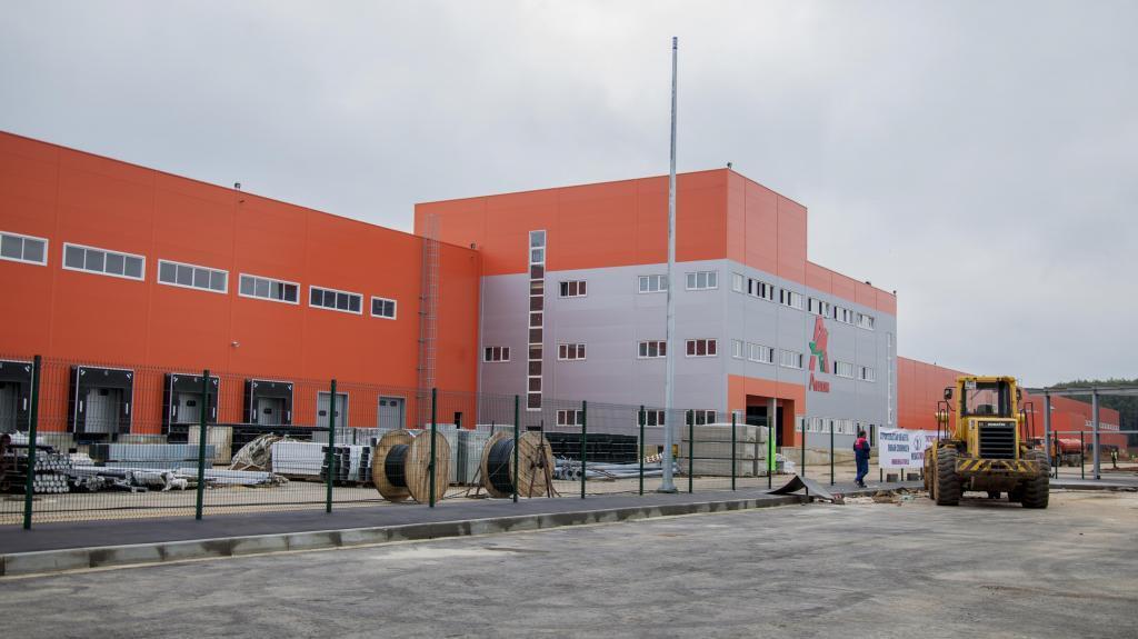 Самый крупный в Европе логистический центр Ашана расположился под Москвой