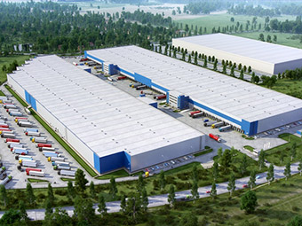 "Ten biggest warehousing facility owners in Russia Logopark ""Development"""