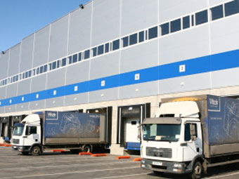 Building of one more large-scale warehouse complex has begun in the Chekhovsky District warehouse complex