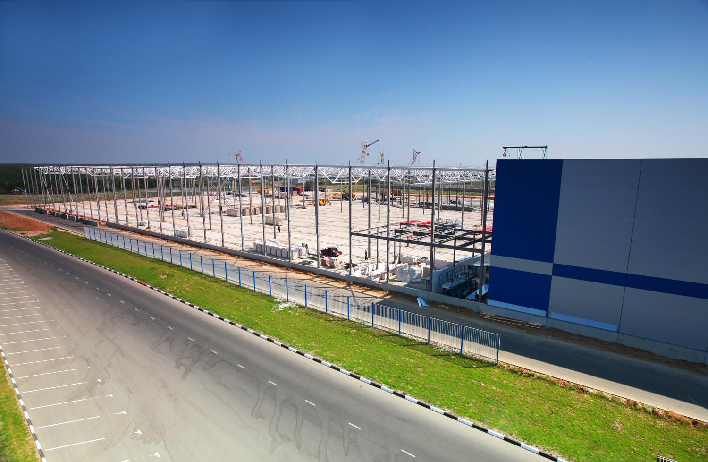 Открытие регионального дистрибьюторского центра BMW в «PNK Парке Бекасово»