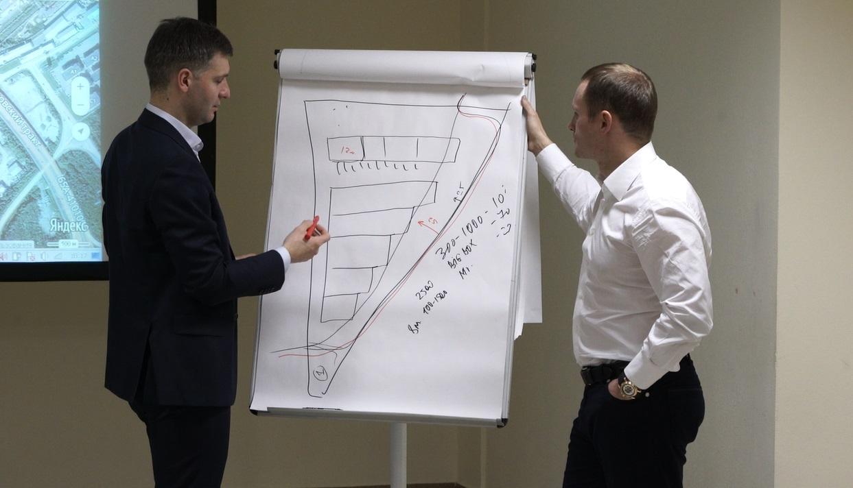 SKLADMAN USG принял участие в workshop-е в  Екатеринбурге.