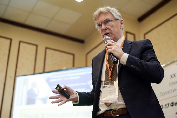 Программа XXI Московского Международного Логистического Форума 15 февраля 2018 г. откроется стратегическим докладом вице-президента Европейской Логистической Ассоциации